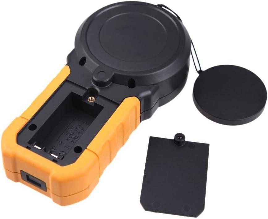 Digital Lux-lightmeters lumen metri Lux//FC Meters Luminometer con auto Manual Range 0.01Lux//0.01fc Resolution registrazione dati Protmex Lux meter ms6612 2000 conteggi 0-200000 Lux//0-20000 FC