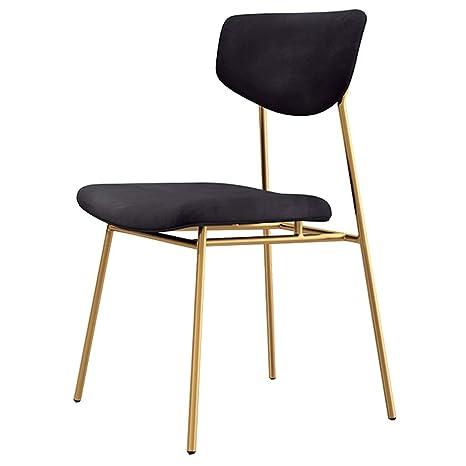 Amazon.com: Taburetes de bar sin brazo tapizados, sillas de ...