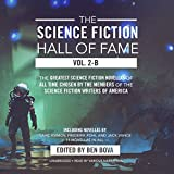 Bargain Audio Book - The Science Fiction Hall of Fame  Vol  2 B
