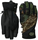686 Men's Icon Pipe Glove, Army Cubist Camo, X-Large