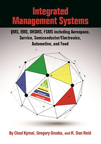 Integrated Management Systems: QMS, EMS, OHSMS, FSMS including Aerospace, Service, Semiconductor/Electronics, Automotive
