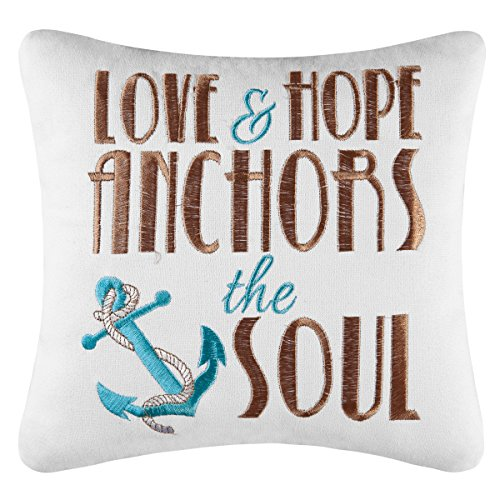 Pillow Love Hope Anchors Soul product image