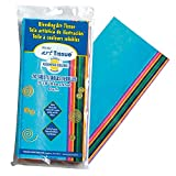 """Pacon PAC58506 Spectra Bleeding Art Tissue Paper, 20"""" x 30"""", 20 Assorted Colors, 20 Sheets"""