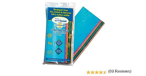 Spectra 5850-6 Papel de seda color