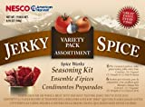 Nesco BJV-6 Jerky Spice Works, 6 Flavors, Variety-Pack