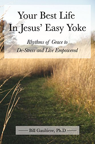 Your Best Life In Jesus' Easy Yoke: Rhythms of Grace to De-Stress and Live Empowered - Flower Yoke Top