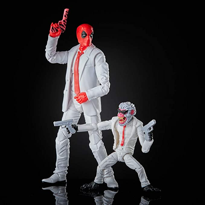 Marvel Legends Deadpool and Hit Monkey 6-Inch Action Figures Exclusive FREE SHIP