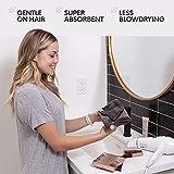 Microfiber Hair Towel by Evolatree - Quick Magic
