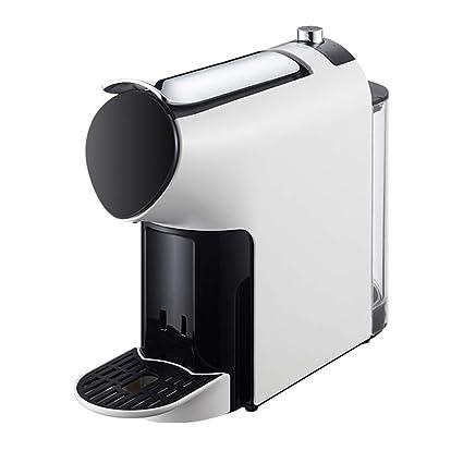 Máquina de Café Cápsula,Dispensador de Agua Caliente,Deposito Extraíble 0.58 L 1600W,