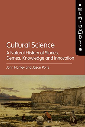 Download Cultural Science: A Natural History of Stories, Demes, Knowledge and Innovation Pdf