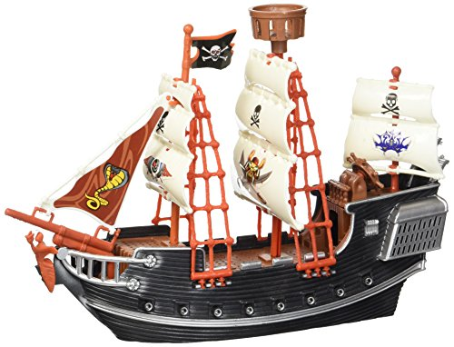 Deluxe Detailed Toy Pirate Ship product image