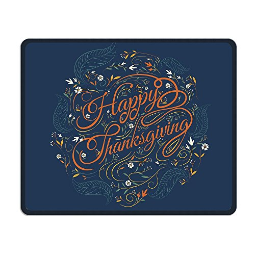 Thanksgiving Day Smooth Nice Personality Design Mobile Gaming Mouse Pad Work Mouse Pad Office (Halloween Burgers Recipes)