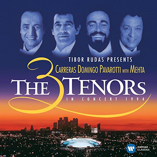 The Three Tenors in Concert, 1994 (The Three Tenors The Best Of The 3 Tenors)