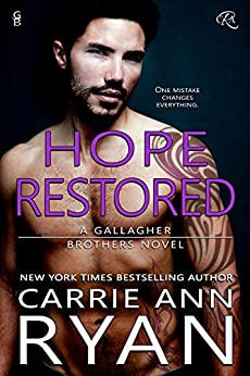 Hope Restored (Gallagher Brothers Book 3) by [Ryan, Carrie Ann]