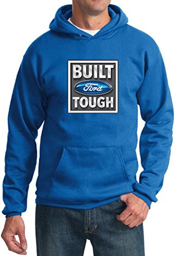 built ford tough sweatshirt - 9
