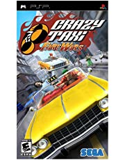 Crazy Taxi: Fare Wars - PlayStation Portable