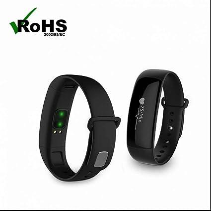 Reloj Inteligente Smart watch Sport Bracelet Pulsera, Historial De Llamadas,Monitor de Pulso Cardiaco