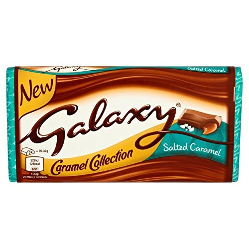 Galaxy Salted Caramel 135g ()