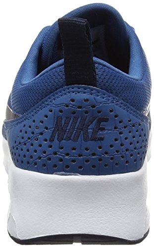 NIKE Baskets Industrial White Max Bleu Femme Air Blue Thea Obsidian raaFw