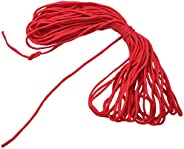 Rfvtgb Paracord 550 Parachute Rope 7 Core Strand for Climbing Camping Buckle Rope Red 50FT