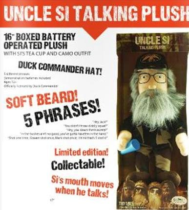 Duck Dynasty Uncle Si 16