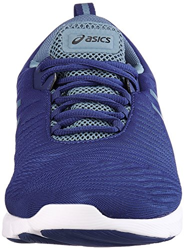 Asics Men's Supersen Deep Cobalt, Blue Mirage and Black Running Shoes - 11 UK/India (46.5 EU) (12 US)