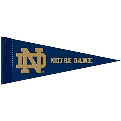 4100f60f2fa Amazon.com   NCAA Notre Dame WCR90320024 Carded Mini Pennant