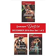Harlequin Desire December 2018 - Box Set 1 of 2: His Until Midnight\The Rancher's Seduction\A Christmas Proposition