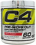 Cellucor C4 Pre-Workout 60 Serving (Fruit Punch)