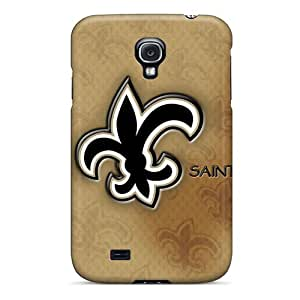 Fashionable DUW7075BUyp Galaxy S4 Cases Covers For New Orleans Saints Protective Cases Black Friday