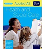 [ APPLIED AS HEALTH & SOCIAL CARE STUDENT BOOK FOR OCR ] By Tyler, Marion ( AUTHOR ) May-2012[ Paperback ]
