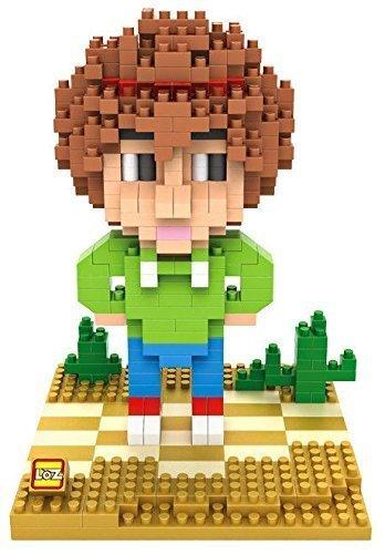 - Little Treasures Loz diamond blocks tip oh-boov character - I-block fun Mini Building Brick Set educational toy 370pcs Brand new in original box