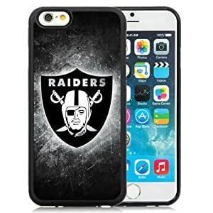 Hot Sale And Popular iPhone 6 4.7 Inch TPU Case Designed With Oakland Raiders 20 iPhone 6 Phone Case