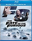 #9: The Fate of the Furious [Blu-ray]