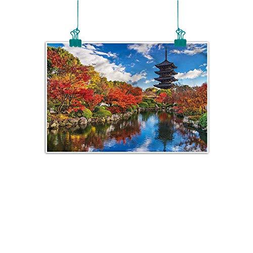 (Anzhutwelve Japanese,Wall Decoration W 36