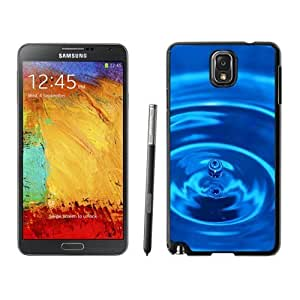 NEW Custom Designed For SamSung Galaxy S5 Mini Case Cover Phone With Macro Water Drop Ripples_Black Phone