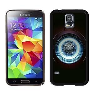 Iron man Case For Samsung Galaxy S5 Black