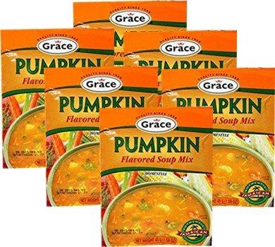 Grace Pumpkin Soup 1.59 oz pack of 6 ()