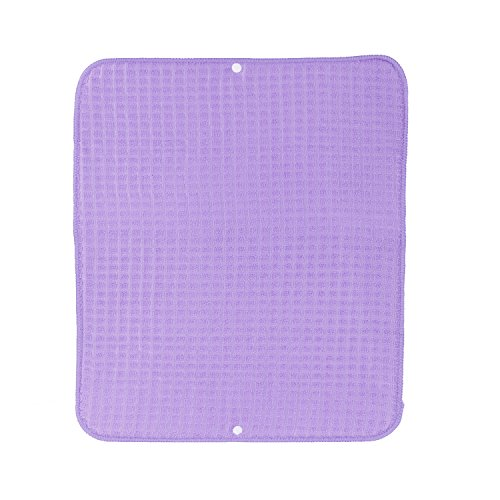 Microfiber Dish Drying Mats For Home And Kitchen Lavender