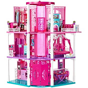 Amazon Com Barbie Dream House Discontinued By Manufacturer Toys