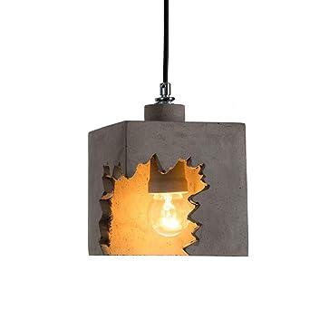 Addison Betonlampe Esstisch Hangelampe Vintage Esstischlampe