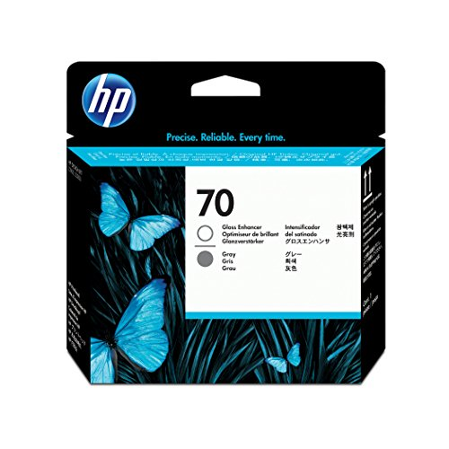 HP 70 Gloss Enhancer and Gray Printhead Use In Selected Hp Designjet Printers Photo #2