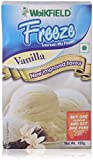 Weik Field Icecream Mix Powder - Vanilla Flavour, 100g Pack