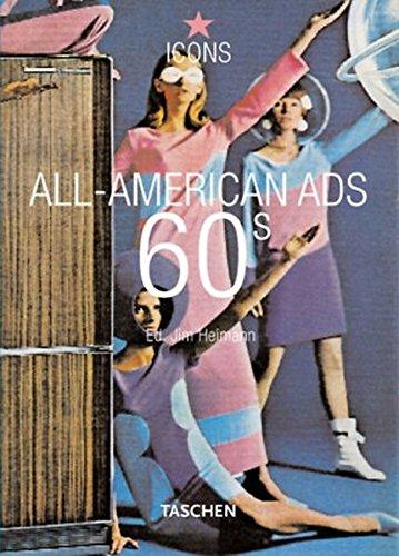 Download All-American Ads 60s (Icons Series) pdf epub