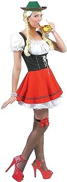 Sexy Heidi Disfraz tirolesa: Amazon.es: Ropa y accesorios