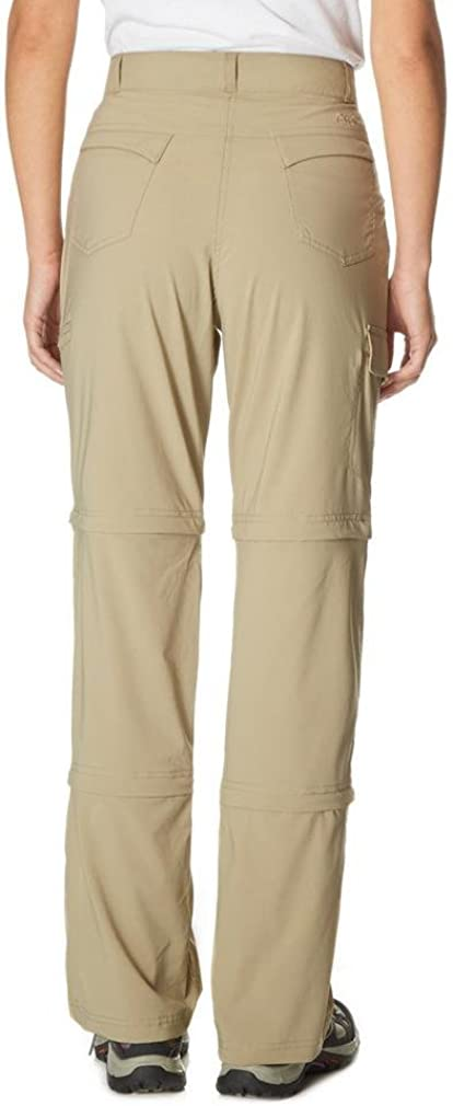 Peter Storm Womens Stretch Double Zip Off Trousers Regular