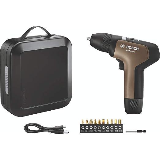 Bosch - Atornillador de batería YOUseries Drill (1 batería, en estuche de almacenaje)