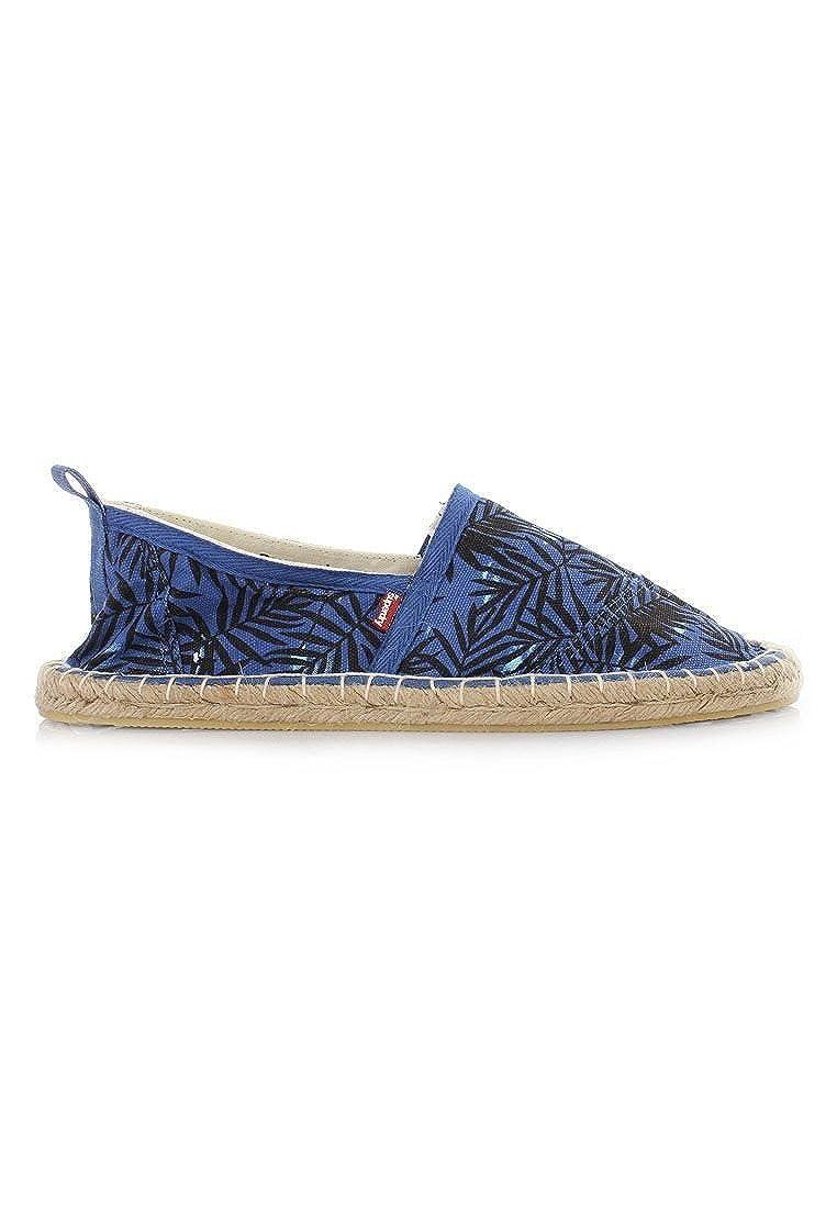 SuperdryPrinted Espadry - Alpargatas Hombre, Color Azul, Talla 46 EU: Amazon.es: Zapatos y complementos