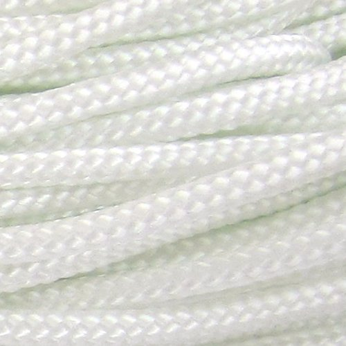 Nylon Parachute Cord (Paracord Planet 10, 25, 50, and 100 Foot Hanks of 425 Paracord (3mm) Made of 100% Nylon For Tactical, Crafting, Survival, General Use, and Much More!)