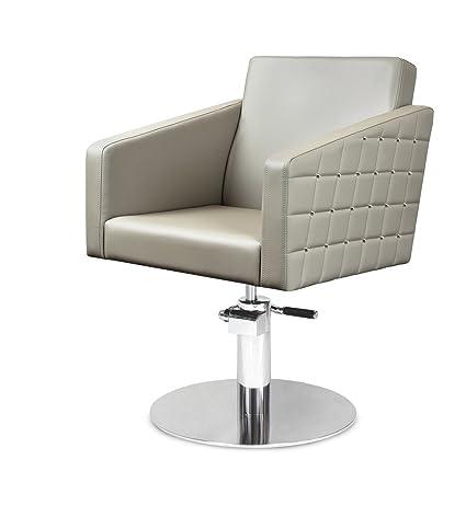 Estilo silla de salón de silla silla de peluquería Barberos Toro 100 ...